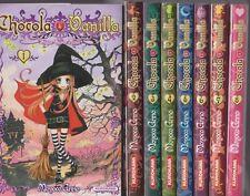 CHOCOLA & VANILLA tomes 1 à 8 Moyoco Ano SERIE COMPLETE manga SHOJO français