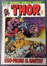 Thor #202 (1972)