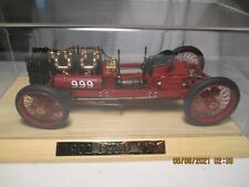 AMAZING  EXOTO 1902 FORD 999 IN CASE 1/18TH