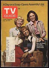 1973 Tv Magazine COVER'S ONLY~MARY TYLER MOORE~VALERIE HARPER~GEORGIA ENGEL