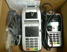 First Data Fd130 Duo & Fd-35 Pin Pad Credit/Debit Card Pos Terminal with Cables