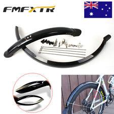 "Plastic 20/26/27.5/29""/700C Fender Mudguard MTB/Road/Folding Bike Mudguard Set"