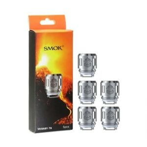 SMOK TFV8 Baby Coil T8 Coils TFV 8 Verdampfer Atomizer Verdampfer