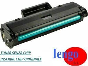 Toner compatibile per  HP W1106A Laser MFP 135a 135w 137fnw 107a 107w Senza chip
