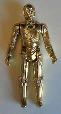 Vintage Kenner Star Wars 1977 C-3PO Figure Complete Original Great Shiny Gold