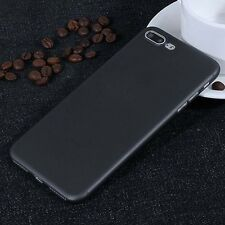 0.3mm Slim Matte PP Ultra-Thin Back Skin Cover Case For Apple iPhone 5 6 7 7P 8
