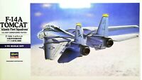 "GRUMMAN F-14A TOMCAT ""ATLANTIC FLEET SQUADRON"" 1/72 HASEGAWA - SPLENDIDO"
