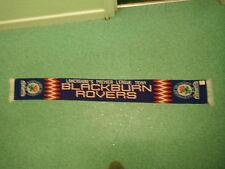 Blackburn ROVERS FOOTBALL sostenitori sciarpa