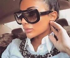 Occhiali da sole da donna nero oversize KIM Towie marbs IBIZA NUOVO!!! * LIBERA caso AA7