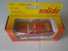 Solido 1340 - Ford Sierra XR4I - 1/43