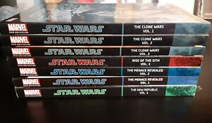 Star Wars Epic Collection Lot Clone Wars Rise Of Sith Menace Revealed LEGENDS