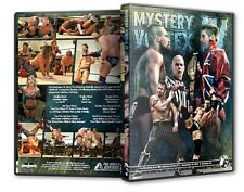 Pro Wrestling Guerrilla: Mystery Vortex IV Blu-Ray, PWG Matt Riddle Young Bucks
