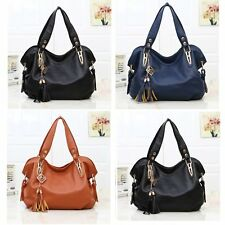 New Fashion Women Shoulder Bag Handbag Tote Purse Leather Messenger Hobo Satchel