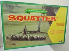 Australian Squatter Board Game