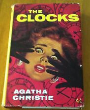 The Clocks Agatha Chrisite Collins Crime Club 1st UK 1963