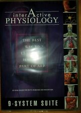 Interactive Physiology 9-system Suite (CD-Rom, 2006) A&P Pearson Education
