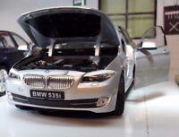 G LGB 1:24 Scale BMW 5 Series 535i F10 Saloon 24026 V Detailed Welly Model Car