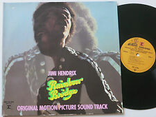 Jimi Hendrix Rainbow Bridge Motion Picture Soundtrack Reprise LP MINT -