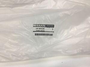 Genuine OEM Nissan 76999-8S500 LH Bed Side Bed Rail Cap 04-15 Titan Crew Cab 5.5