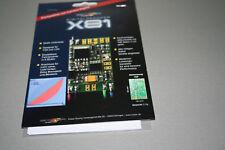 Eicker Racing Digital Decoder für Carrera digi System m. Auspufflammen X81