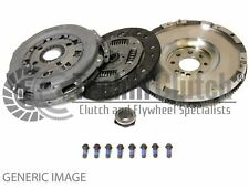 FOR IVECO DAILY 2.3 D DUAL MASS REPLACEMENT FLYWHEEL & CLUTCH 95 F1AE0481A 02-06