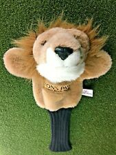 Lion's Paw Sunset Beach NC Lion Driver Headcover / mm2429