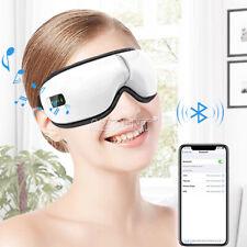 Wireless Bluetooth Eye Massager 5 Modes Intelligent Air Pressure Health Care