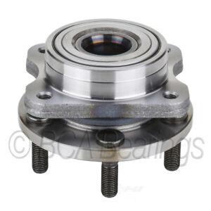 Wheel Bearing and Hub Assembly Front BCA Bearing WE60789