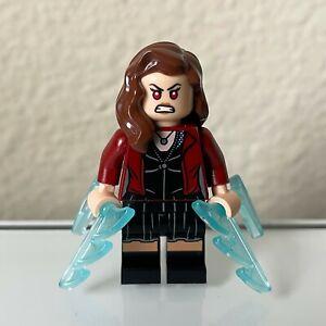 Lego 76031 Marvel Superheroes Hulk Buster Smash Scarlet Witch Minifig Minifigure