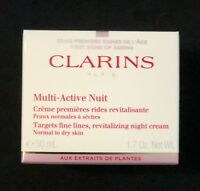 CLARINS MULTI-ACTIVE NUIT 1.7 OZ/50 ML