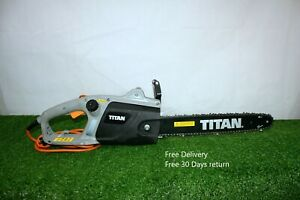 Chainsaw electric chainsaw Titan 2000w