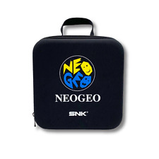 SNK Official Storage Bag NEOGEO Mini & Controller Pouch Case Surface Protection