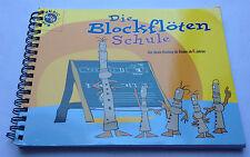 Martina Holtz: Blockflöten-Schule / Music for Kids / M4k