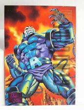 1995 Fleer Marvel Masterpieces - Emotion Card #3 Apocalypse Mint