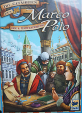 Marco Polo Expansion - Agents of Venice, Brand New with English Rules