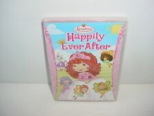 Strawberry Shortcake Happily Ever After DVD Movie
