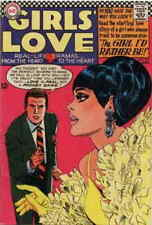 Girls' Love Stories #123 FN; DC | save on shipping - details inside