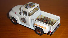 Custom Wests Tigers 1956 Ford F-100 ute 1/38 scale 120mm long new