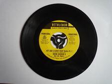 Wayne Cochran & His C.C. Riders* Hey Jude-Eleanor Rigby Medley Pt. 1 PROMO RARE