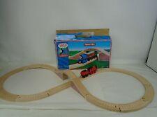 Learning Curve Thomas & Friends Figure 8 Wooden Train Set
