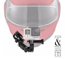 GoPro Motorcycle Helmet Mount Swivel for Hero 3,4,5,6,7 + Session Action Camera
