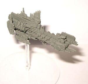 Desantnik strike cruiser BFG Battle Fleet Gothic Space Marines