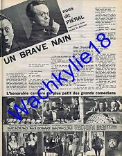 Point de vue n°684 du 21/07/1961 Hélène de France Limbourg Stirum Nain Piéral