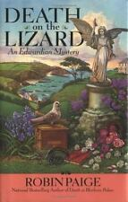 Death on the Lizard-ExLibrary