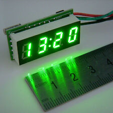 "0.30"" Digital LED Clock Watch Time for 12V 24V  Car Motorcycle bicycle E-bike G"