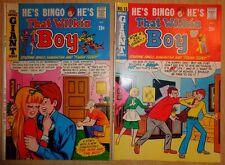 (2) He's Bingo He's That Wilkin Boy 12 13 Samantha Teddy FREE SHIPPING SHIP SH
