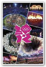 OLYMPIC POSTER London 2012 Olympics Opening Ceremony