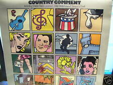 Country Comment LP Sleepy Labeef Linda Martell Webb Pierce SEALED Rockabilly UK