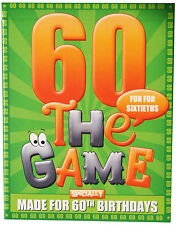 Happy 60th Birthday Card Game - Go for It Games