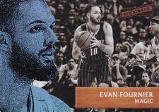 EVAN FOURNIER 2016-17 PANINI aficionado Basket Cox, #82